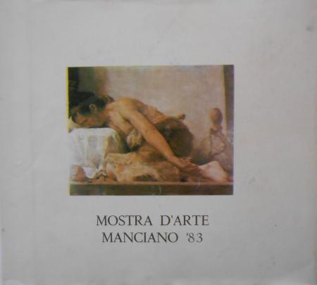 Mostra d'arte Manciano '83